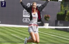 Place the opening in Bad Homburg honorary instead of Wimbledon to Kerber