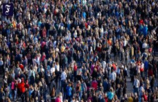 Study on the population of the world: No infinite growth