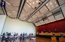 The trial in Gießen: defendant should have sold drugs in Online-Shop
