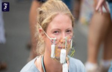 From more than 100 participants in the Future, a mask is mandatory during demonstrations in Berlin