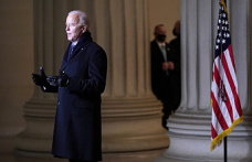 Biden Seen maskless on National property hours Following signing mandate