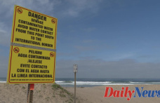 California beach closed after Mexico Sewer blasts Place for Months: Tales
