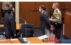 Derek Chauvin trial verdict: Ex-Minneapolis police officer found guilty on all charges in George Floyd's Departure