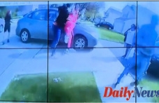 Ohio police officer fatally shoots Teenaged girl who Seems to Maintain a knife Throughout Battle, Movie shows