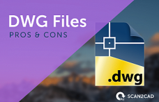 The Drawbacks of DWG File - Method to Convert DWG to PDF File
