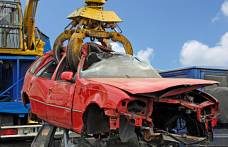 What Happens to Cars That Meet the End of Their Lives?