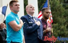 Oregon veteran who thwarted Paris train Assault to Operate Back to unseat Democrat DeFazio