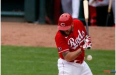 Cincinnati Reds injury Upgrades: Mike Moustakas has Drawback on Rehabilitation assignment