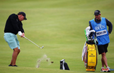 2021 Open Championship: Phil Mickelson takes Last Place after 80