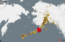 Alaska coast: Major earthquake causes tsunami warnings, but not large waves