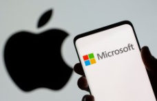 Apple and Microsoft increase their benefits in the first semester and earn 74,129 and 61.271 million dollars