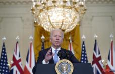 Biden announces Indo-Pacific Alliance with Australia, UK