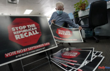 Democrats could amend the 'weaponized California recall system'