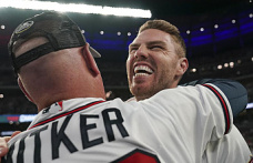 Brave new world: Atlanta defeats Los Angeles 4-2, and heads to the World Series