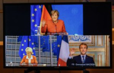 Frustration, crashes and threats: Start a tense summit in Brussels