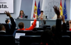 Moncloa wants to guard the negotiation of Yolanda Díaz of the labor reform, seating on other ministries at the table