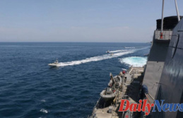US warships in Persian Gulf have Endured COVID-19...