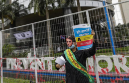 Doctors allege that Brazil hospitals provided dodgy COVID-19 treatment