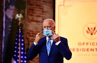 Biden urges the nation not to forget to fight the...