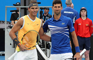 Are Djokovic and Nadal saving their best for the Australian...