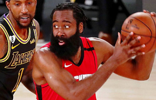 Houston Rockets James Harden hoping for transfer,...