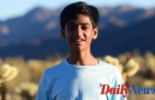 A $50,000 reward offered in Investigation of 12-year-old...