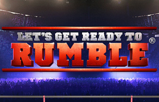 Are you ready to rumble the reels?