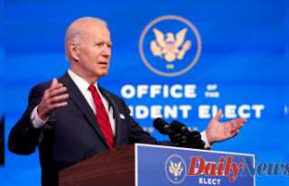 Biden rips Republicans for refusing to don masks during...