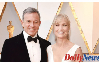 Disney's Bob Iger, Spouse Willow Bay Contribute...