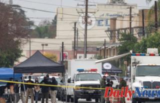 FBI investigates'IED attack' at California...