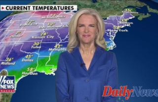 Storm system to bring snow, rain to Eastern US, while...