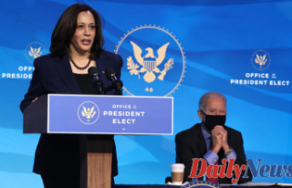 With Impeachment Trial And Relief Plan On Deck, Harris...