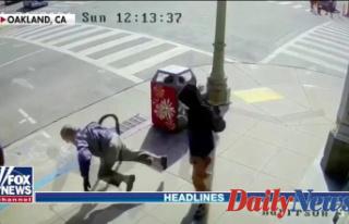 California DA Reacts to attacks against Older Asians,...
