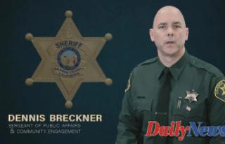 California deputies Take and kill homeless man accused...