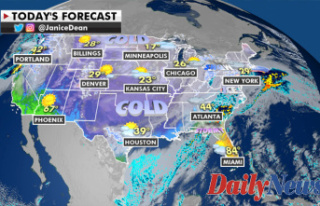 Important winter storm is crawling Throughout Eastern...