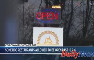 New York Pubs, restaurants suing state over coronavirus...