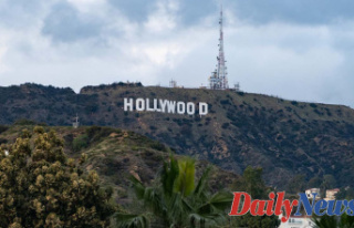 The signal was altered in 2017 to see'Hollyweed'