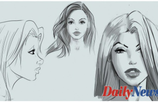 Learn To Draw Pretty Faces For Comic Books