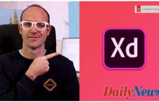 User Experience Design Essentials – Adobe XD UI...