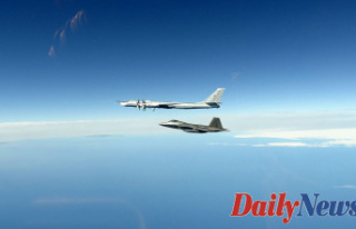 Air Force intercepting record number of Russian aircraft,...