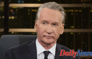 Bill Maher calls Portland That a'cautionary tale':''In...