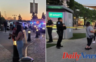 California shooting Fresno mall Inspires manhunt for...