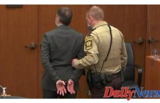 Derek Chauvin's defense Staff Could Mention Rep....