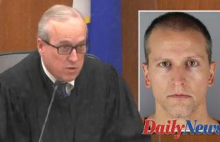 Judge denies Derek Chauvin defense Group's acquittal...