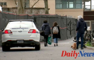 Knife attack on Jewish family in New York being Researched...