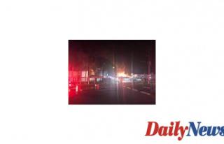 Ohio paint Mill blast, fire missing, 8 Hurt, officials...