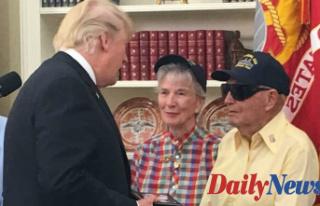 USS Arizona survivor, Navy veteran celebrates 100th...