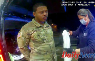 Virginia officer accused of force stop of Dark Army...