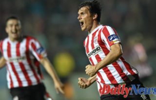 3 red cards, 4 aims and without temperatures - Derry...