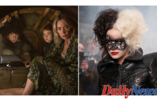 'A Quiet Place Part II' Screaming To $57M+; 'Cruella'...